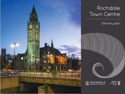 Rochdale Town Centre Delivery Plan