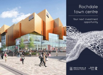 Rochdale Town Centre Investment Opportunities