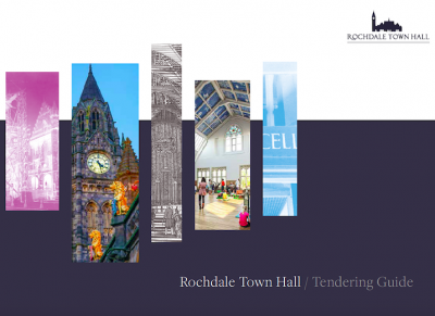 Rochdale Town Hall Tendering Guide-Feb 2021