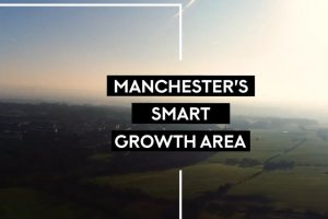 Manchester's Smart Growth Area