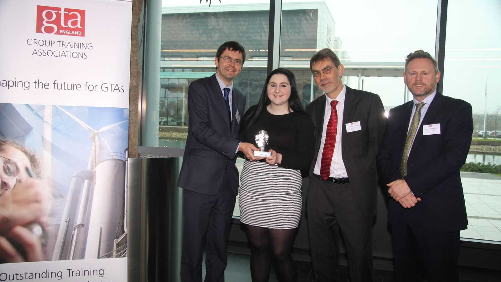 TBA PROTECTIVE TECHNOLOGIES APPRENTICE WINS A HAT-TRICK OF AWARDS
