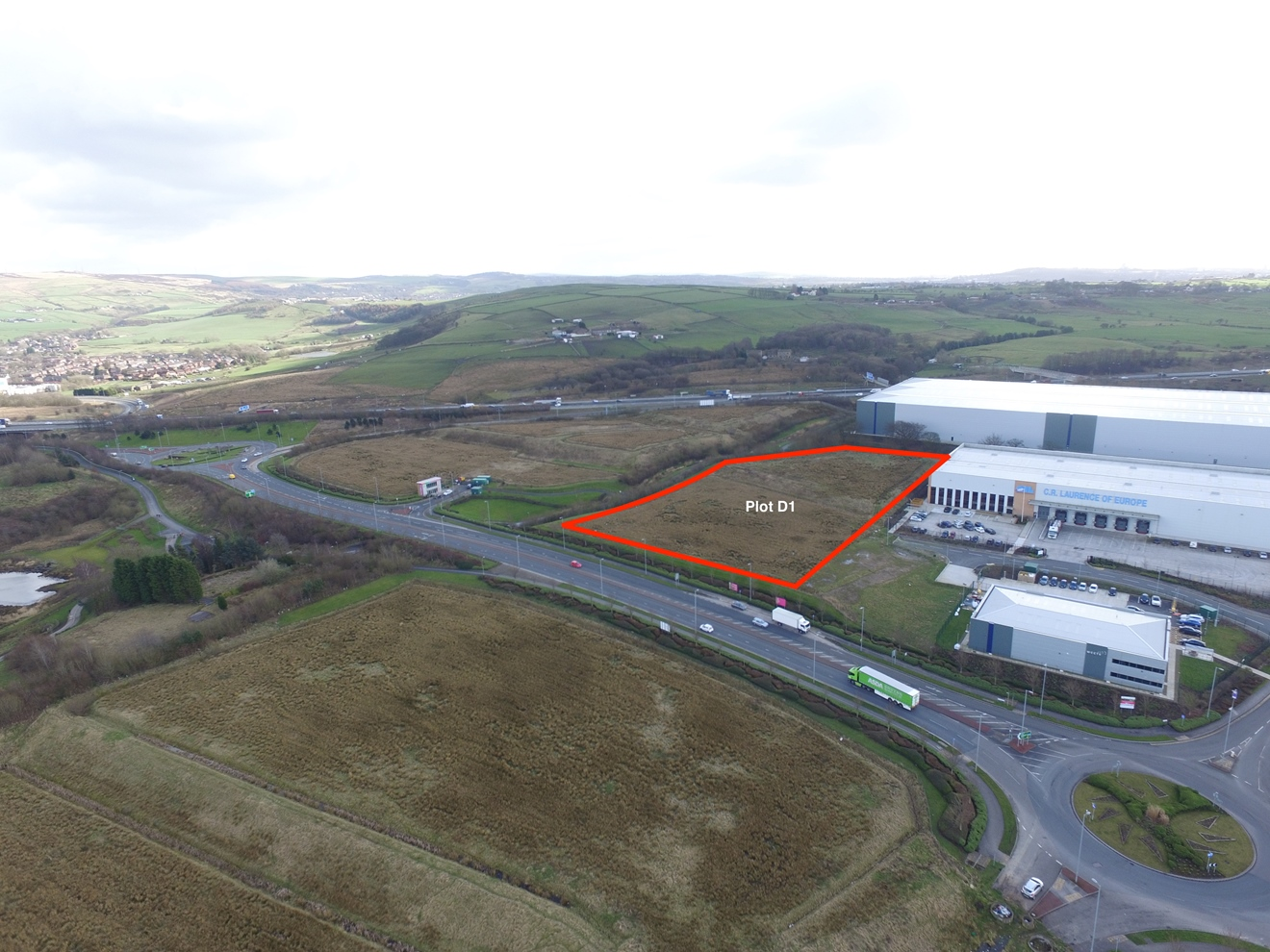 Plans in for £6m expansion of Rochdale's Kingsway Business Park