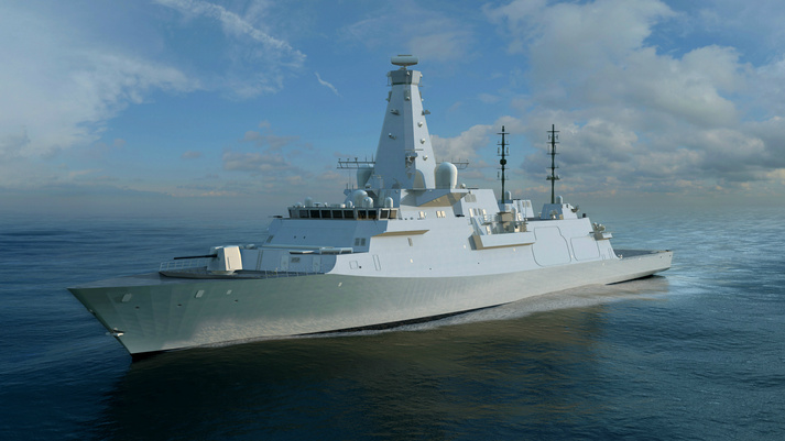 Salt Separation Services awarded contract by BAE Systems