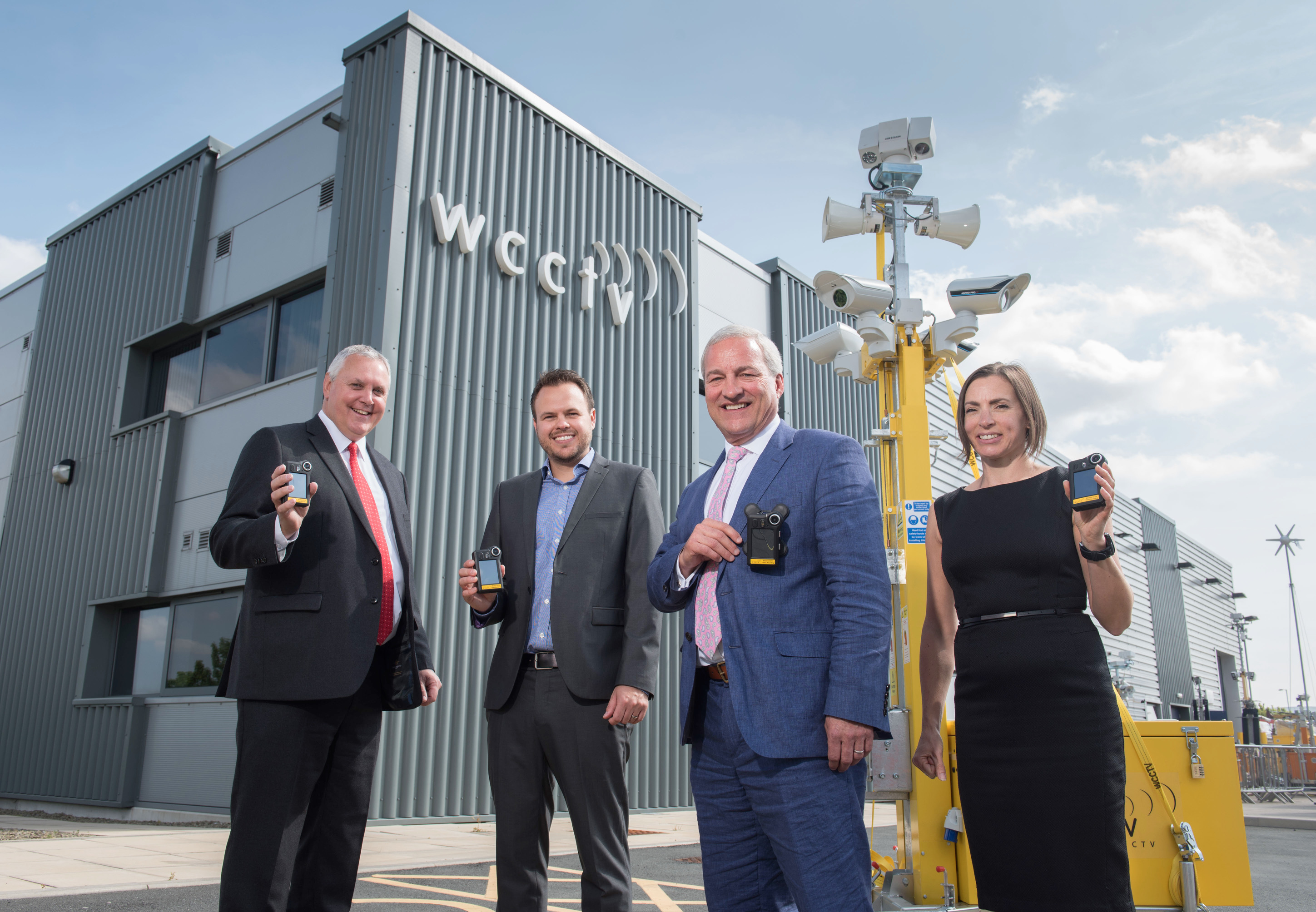 WCCTV Sets Sights On Growth With HSBC Funding