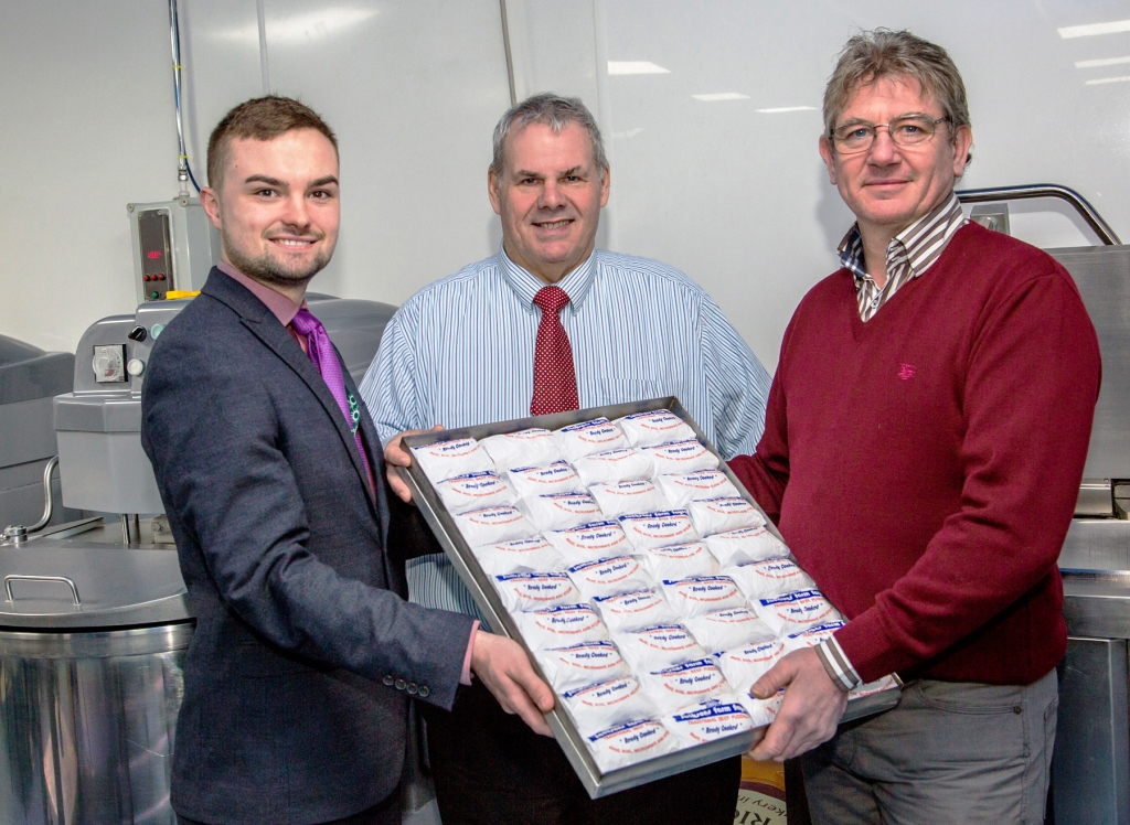 Recipe for success: rag pudding firm steaming ahead